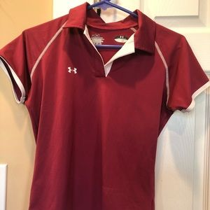 Ladies Small Under Armour Shirt